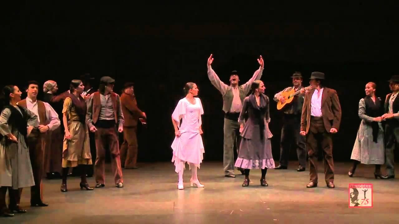Bodas de Sangre y Suite Flamenca | Compañía Antonio Gades