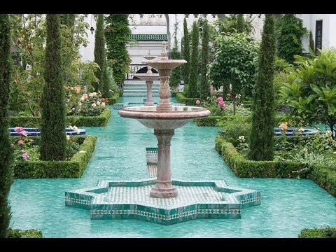 Islamic Gardens And Landscapes Islamic gardens youtube islamic gardens workwithnaturefo