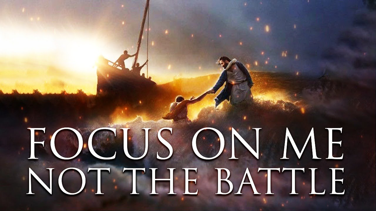 Before You Give Up, Watch This | God Is With You In The Battle Child Of God