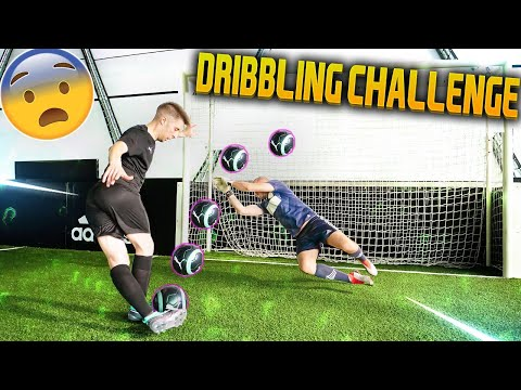 DRIBBLING CHALLENGE 1 VS 1 la RIVINCITA - Diginho INSUPERABILE 😱
