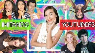 IMITANDO MIS YOUTUBERS FAVORITOS (HolaSoyGerman, Yuya, Los Polinesios, CaELiKe, Lele) ♥ Lulu99