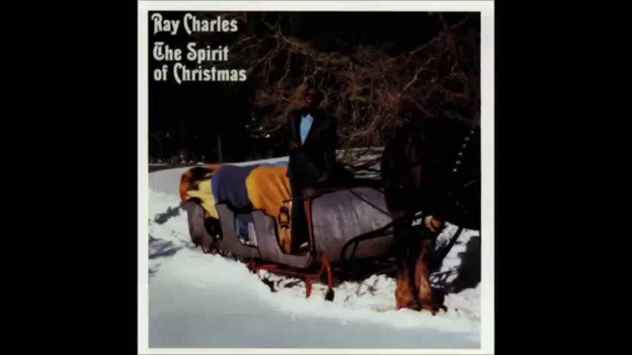 ray charles winter wonderland