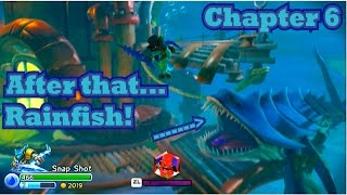 Skylanders Trap Team - Part 14 - Chapter 6: Rainfish Riviera Part 2 - Hard Mode