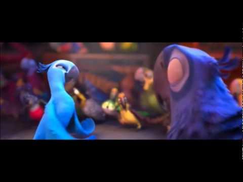 Rio hot wings (I wanna party) Español HD