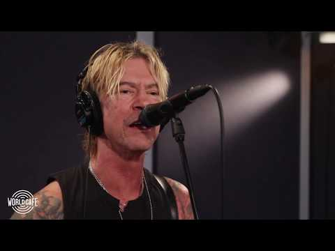 """Duff McKagan – """"It's Not Too Late"""" (Recorded Live for World Cafe)"""