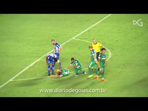 Goiás vence Avaí e garante classificação na Copa do Brasil