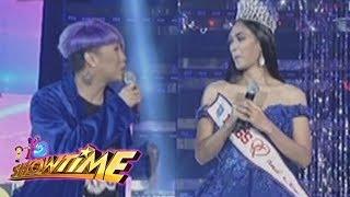 Video It's Showtime Miss Q & A: Vice Ganda reveals his age download MP3, 3GP, MP4, WEBM, AVI, FLV Januari 2018