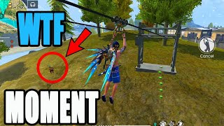 WTF moment || Free fire funny 😝 moment|| Free fire tricks and tips|| Run gaming