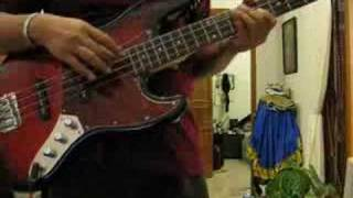 Bob Marley & The Wailers - War ( Bass Cover )