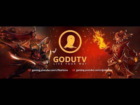 TI6 | Vietnamese Stream | TnC - VG.R | GoduTV.vn