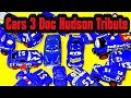 Pixar Cars Lightning McQueen Tribute To Fabulous Doc Hudson And Cars 3 Cars