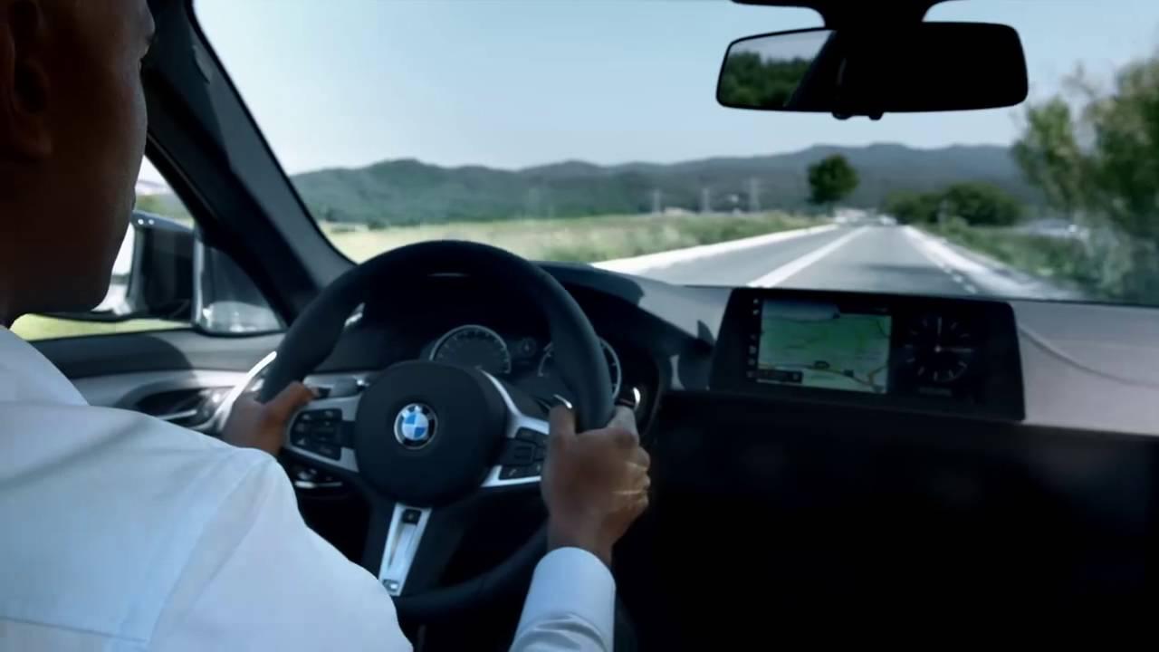 BMW เผยเทคโนโลยีขับขี่อัตโนมัติใน 5-Series เจนเนอเรชั่นใหม่