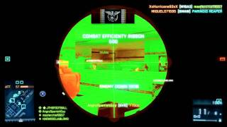 Battlefield 3 Beta Online Multiplayer - Most OVERPOWERED Class and Weapon?  IRNV Test!