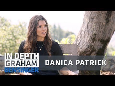 Danica Patrick: Driving Russian oligarch who bought Trump's home