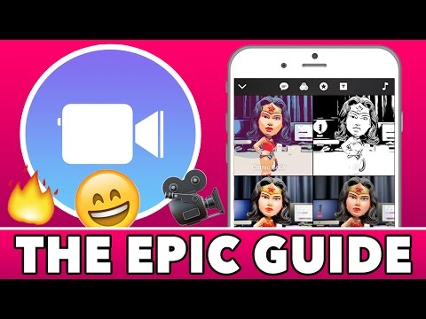 The Epic Guide to Clips App - In-Depth Tutorial for Apple's New Video App