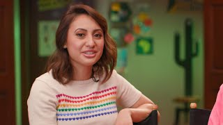 Francia Raisa Reflects on 'Bring It On' Reunion With Solange and Rihanna (Exclusive)