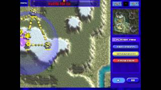 Moonbase Commander: 3 man FFA, Scrooge McCheeseman 11/27/13