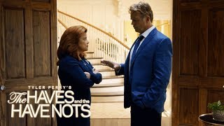 Jim Learns About Katheryn's Battle with Cancer | Tyler Perry's The Haves and the Have Nots | OWN