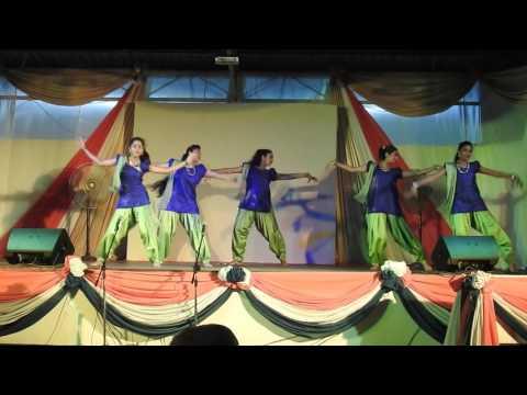 Bango Sangho ~ Dar es Salaam: Annual Cultural Program 2015 Video 8