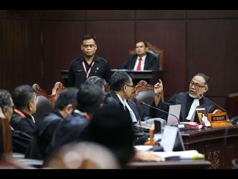 Sidang Kedua Sengketa Pilpres, KPU Bantah Dalil-dalil Tim Kuasa Hukum Prabowo-Sandi