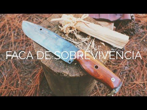 FACA DE SOBREVIVÊNCIA DA ESCORPIANA FACAS - Serial Trippers