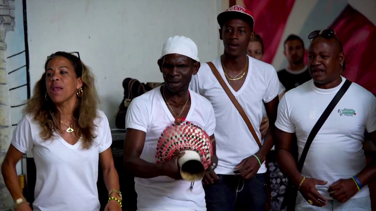 Adrian Plays Jazz in Cuba