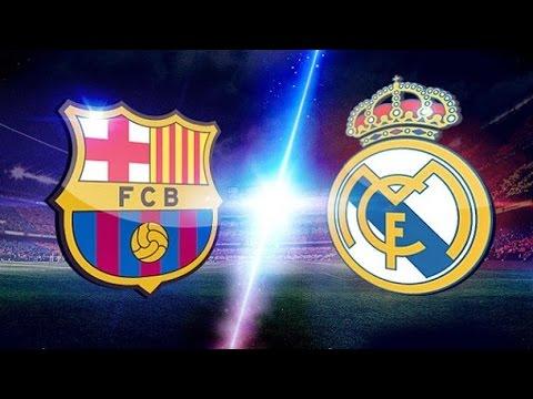 Real Madrid VS Barcelona EN VIVO Y EN DIRECTO (TRASMICION POR RADIO)