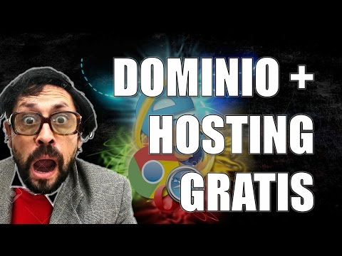 Hosting Web y Dominio Gratis [Tutorial]