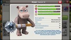 FLUSSPFERD - NEUE TRUPPE 😂😂😂 SPASS - Clash of Clans