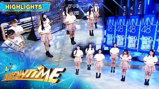 Download lagu Meet the Top 16 Senbatsu of MNL48 in their Third General Election | It's Showtime