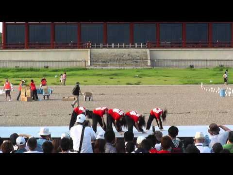 大極殿 I.D.C.奈良市立一条高等学校ダンス部