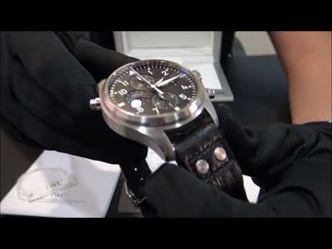 IWC Pilot 46 Double Chrono 2017  | WatchesGMT (Español)