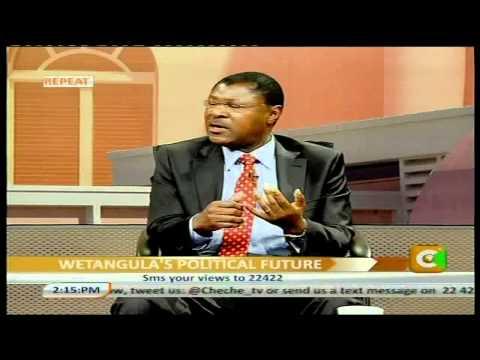 Cheche Interview with Moses Wetangula-Senator, Bungoma Part 1