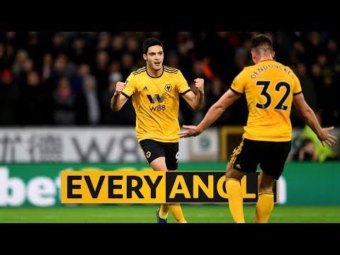 Jiménez v Liverpool | Every Angle