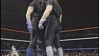Real Undertaker vs Fake Undertaker (WWE's most mysterious match ever)