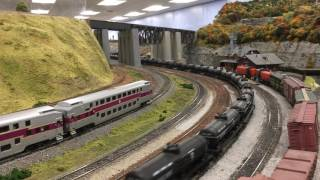 Bay State Model RR Museum Operation Session DEC 2016