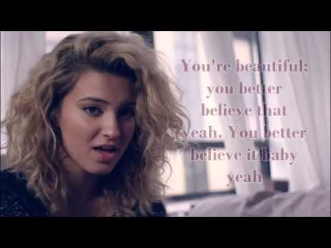 Design (Live) - Tori Kelly (Lyrics)