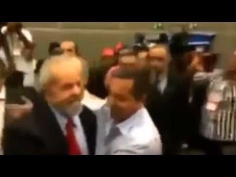 Vídeo que mostra Lula humilhado e escrachado em aeroporto no Rio viraliza na web; veja