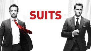 Форс-мажоры VIII сезон | Suits VIII Season - Вступительная заставка / 2018