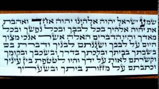 קריאת שמע   ישראל  חדש
