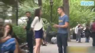 Bir tomar paraya ilişki teklifini kabul eden üniversiteli kız