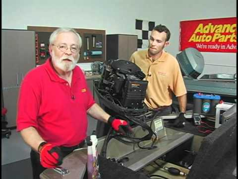 Outboard Engine Maintenance - Advance Auto Parts