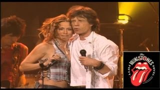 Video The Rolling Stones - Honky Tonk Women - With Sheryl Crow Live at MSG download MP3, 3GP, MP4, WEBM, AVI, FLV September 2017