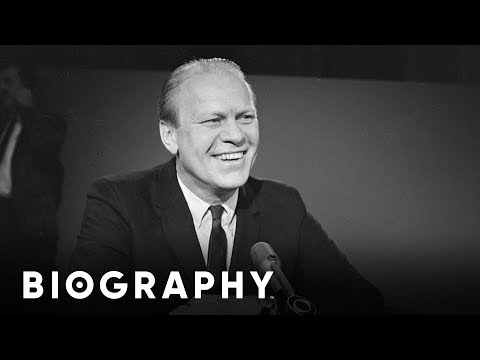 Gerald Ford: Mini Biography