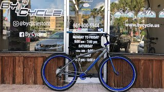 FAST RIPPER GETS A TUNE UP!! (BYCYCLE STORE BIKESHOP)