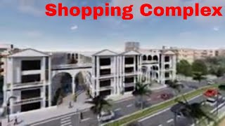 small shopping mall design plan