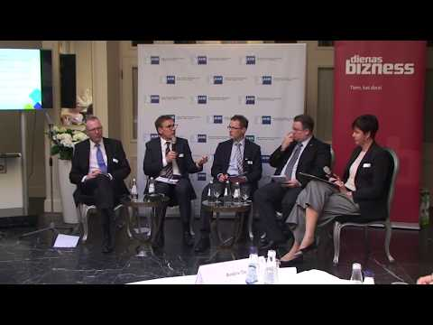 AHK Panel discussion Riga: How attractive is Latvia for foreign investors?