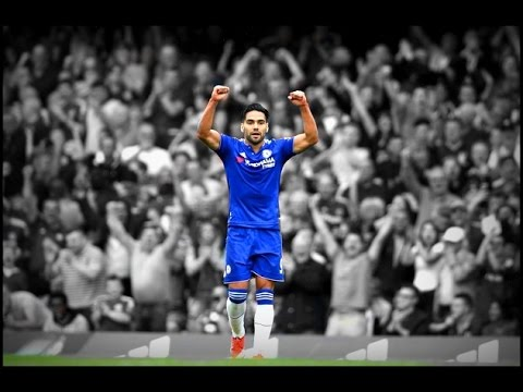 Radamel Falcao ●  Chelsea FC ● Amazing Goals & Skills ● 2015/2016 ● ||HD||
