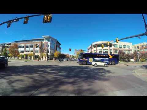 Boulder Colorado Fall 4K Video