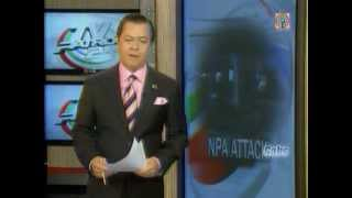 BUKIDNON NPA ATTACK - TV Patrol 2-20-2013